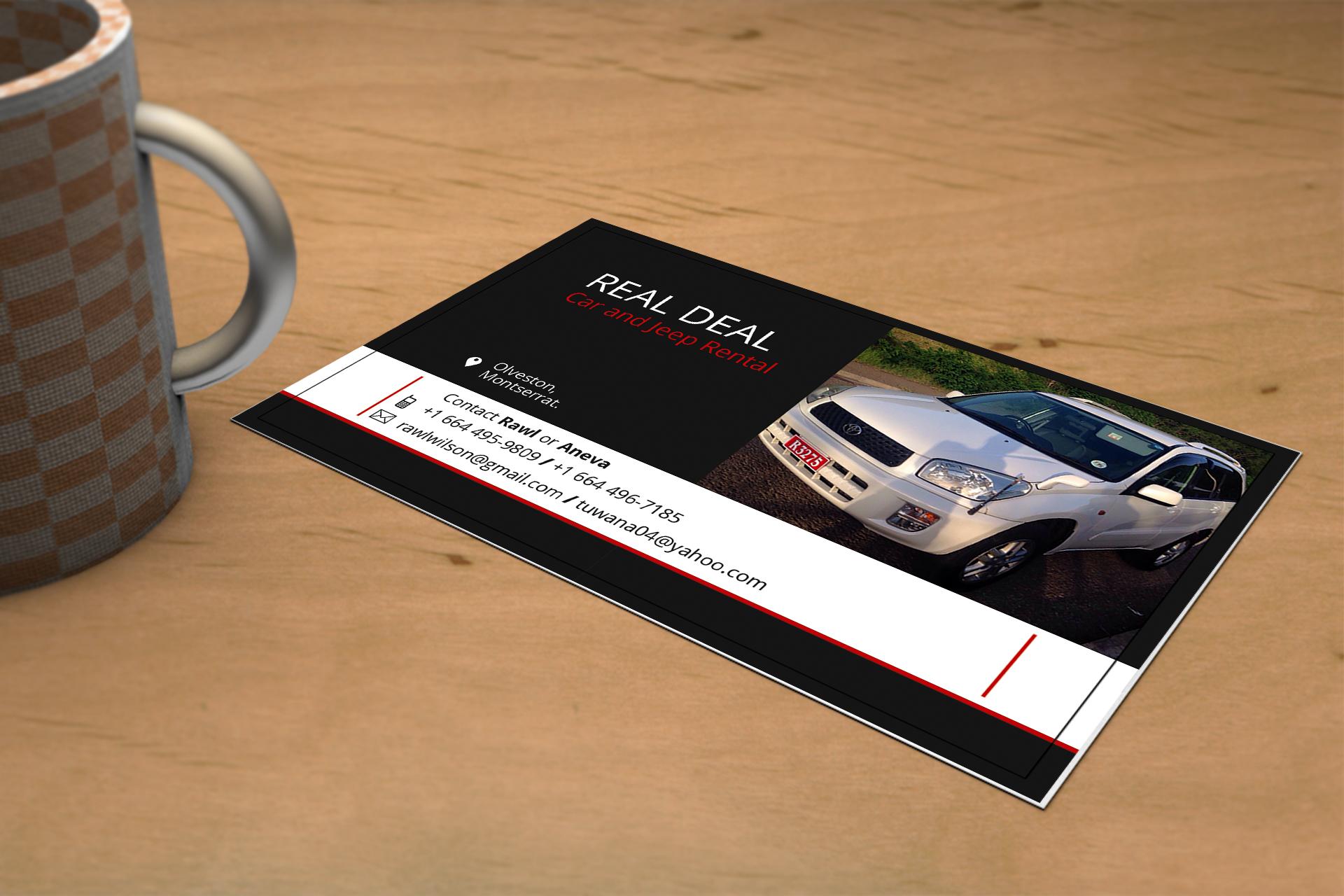 Real Deal Car Rental
